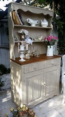 Shabby Chic Welch Dresser  Painted in Annie Sloan, Free Delivery Within 50 miles