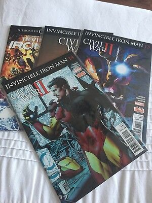 Marvel Comics Invincible Ironman