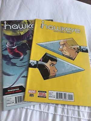 Marvel Comics Hawkeye