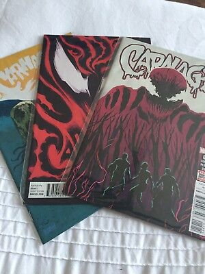 Marvel Comics Carnage