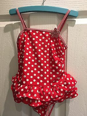 Girls Swimming Costume Age 18-23 Months