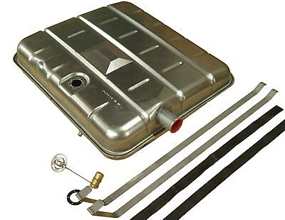 1941-1947 Cadillac Gas Tank WITH sending unit and straps