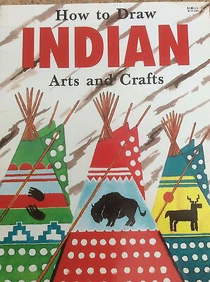 How to Draw Indian Arts and Crafts NEW BOOK