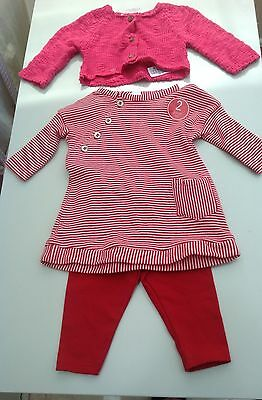 Next baby girls baby top age 3-6 months
