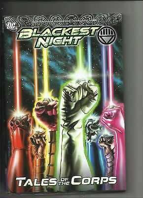 Blackest Night: Tales of the Corps - Hardcover Graphic Novel  Green Lantern