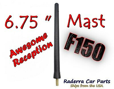"""6 3//4/"""" SHORT Custom Rubber Antenna Mast 2010-2019 Ford Transit Connect FITS"""