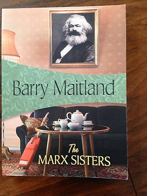 Kathy and Brock: The Marx Sisters 1 by Barry Maitland (2009, Paperback)