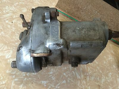Triumph Pre Unit Gear Box.
