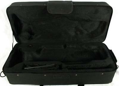 Conductor Bb Trumpet Zippered Hardshell Case Band Instrument Accessory