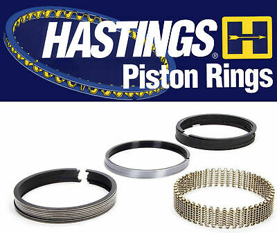 "Ford 360 390 410 Perfect Circle//MAHLE MOLY Piston Rings Set 1961-76* w//3//32/"" STD"