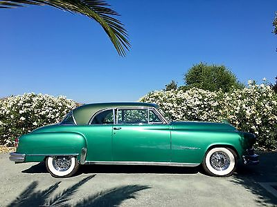 1952 Chrysler Imperial  1952 Chrysler Imperial Two Door Hardtop - SELLER HAS LOWERED THE RESERVE