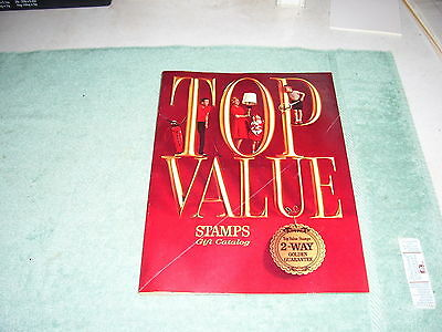 Top Value Stamps Gift Catalog 1963, 150 Pages
