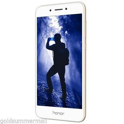 "HUAWEI Honor 6A 5.0"" Android 7.0 4G Smartphone 2G+16GO 13MP 3020mAh débloqué"