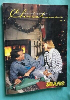 1987 Sears Christmas Wish Book Catalog 403 Pages Electronics Guitars NFL