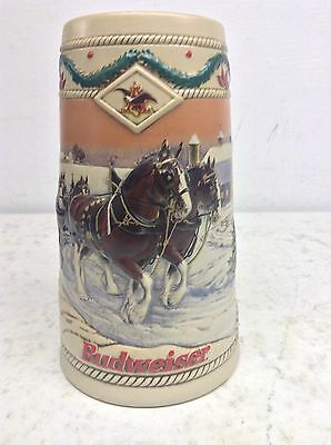1996 Budweiser Beer Stein. Perfect condition