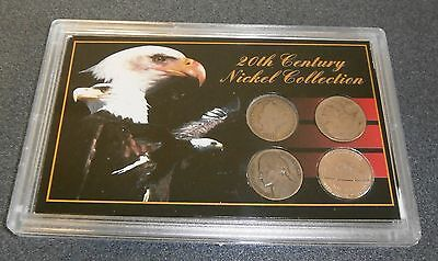 20th Century Nickel Set From the Morgan Mint