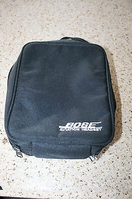 Used Bose Aviation Headset With Case