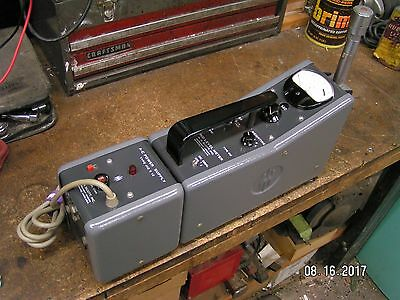 H. H. Scott Type 412 Sound Meter, with Power Supply and Manual