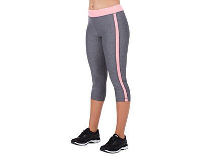 Under Armour Women's Sport Capri - Grey/Pink