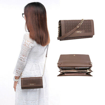 Aitbags Leather Crossbody Bag Women Tote Purse Wallet Clutch Bag Card Holder