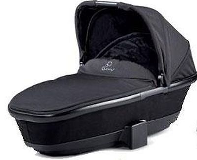 Quinny Tukk CV256 Foldable Carrier Black for Quinny Moodd and Buzz Strollers NEW
