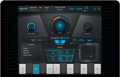 NEW Antares Auto Tune Efx 3 Pitch Correction Software WIN/MAC