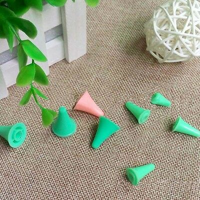 10/40Pcs Rubber Large/Small Size Point Protectors/Stoppers For Knitting Needles