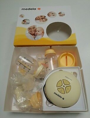 Medela Swing Maxi - double electric breast pump, like new