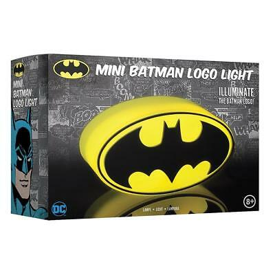 NEW Paladone DC Comics Mini Batman Logo Light