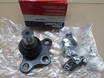 Citroen C2 & C3   Front Left Or Right  Hand Lower Ball Joint Unipart Gsj 4681