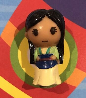 Disney Princess Series One Ooshies - Mulan
