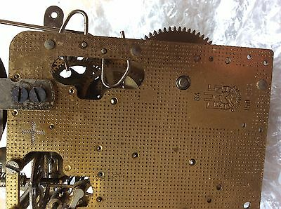 Vintage Hermle Clock Movement (13)