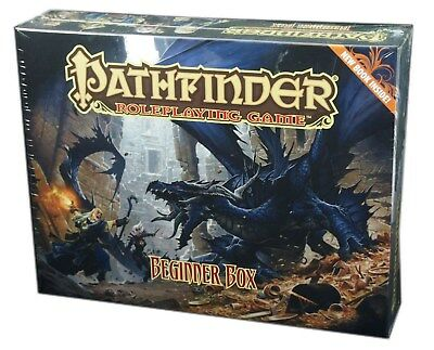 Paizo, Pathfinder Roleplaying Game, Beginner Box, New and sealed