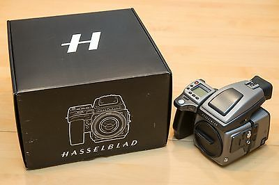 Hasselblad H4D-50 50MP Digitalkamera - Grau