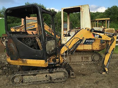 Bobcat X120 Mini Digger Excavator Slew Ring Only