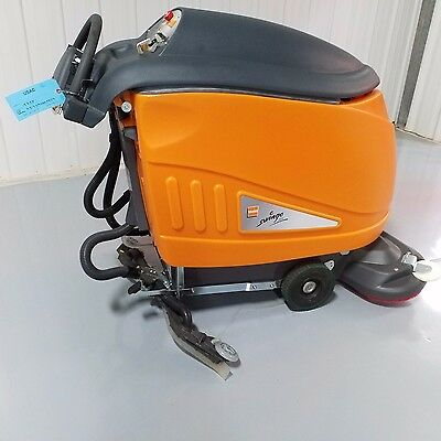 TASKI swingo 1650B 26 inch Auto Scrubber, Brand New Batteries, 6 Month Warranty!