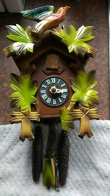 cuckoo clock spares or repair