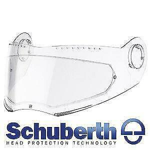Schuberth C3 & S2 Clear Pinlock Antifog Insert for Helmets X-large to XXX-Large
