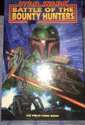 Star Wars: Battle of the Bounty Hunters by Ryder Windham 96 PB SEALED NEW