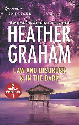 Law and Disorder and in the Dark by Heather Graham (2017, Paperback)
