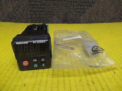 WATLOW EZ-ZONE DIGITAL TEMPERATURE CONTROLLER PM6C1FJ-3AAAAAA 100-240Vac 10VA