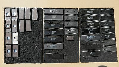 Various IC's EPROM, Processors Z80 CPU PIO  CHIPS integrated circuits