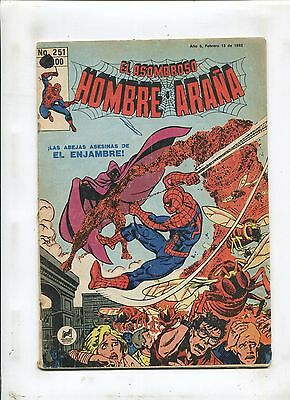 Mexican Amazing Spider-Man #251 (5.5)!