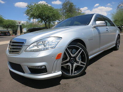 2011 Mercedes-Benz S-Class S65 AMG Pano Roof Night View Driver Assist Rear TV Every Option $214k MSRP 2012 2010 s63