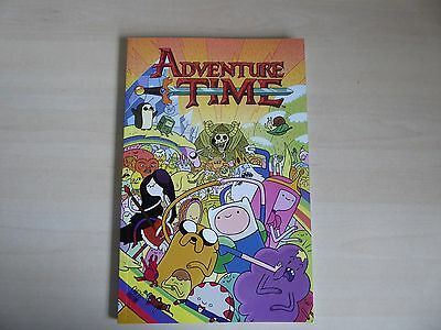 Adventure Time Book No 1