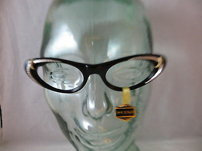 Rare Early CHRISTIAN DIOR  Eyeglasses Frame, Ladies Sm, Bling, Austria