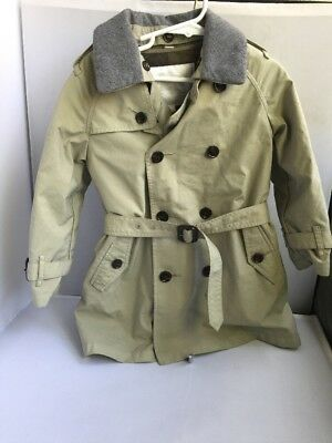 Childrens Authentic Burberry Jacket 4years Excellent
