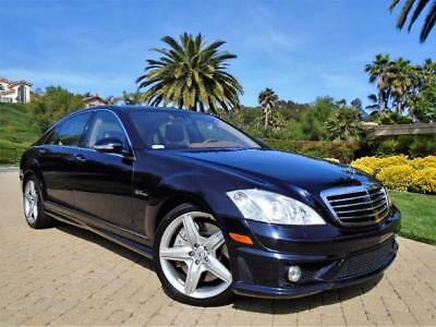 2008 Mercedes-Benz S-Class S 63 AMG 2008 Mercedes-Benz S 63 AMG* 518 Horsepower* No Issues* S California owned