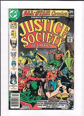 All-Star Comics #69 ==> Vg/fn 1St Earth 2 Huntress Justice Society Of America