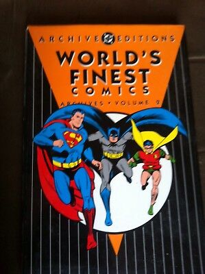 World's Finest Comics Archives Vol 2